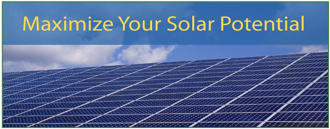 Maximize Your Solar Potential - have North Coast Solar Clean wash your solar panels.