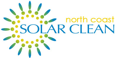 North Coast Solar Clean - Logo