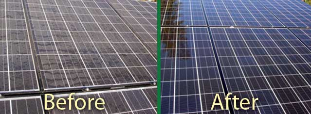 Solar Panel Cleaning North Coast Solar Clean Solar